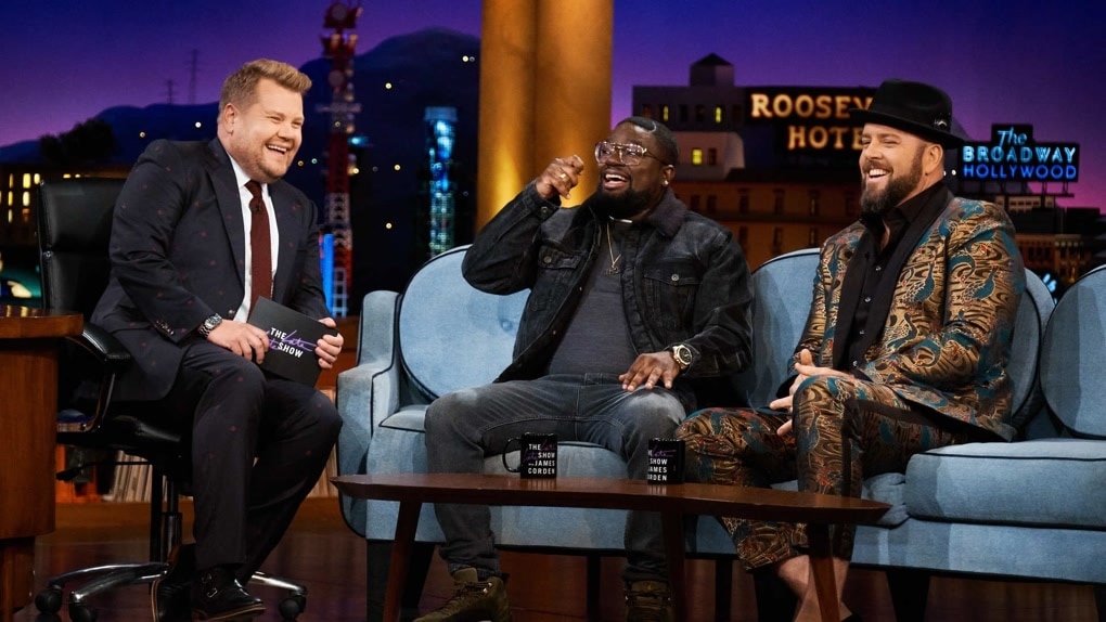 Late Late Show With James Corden  16