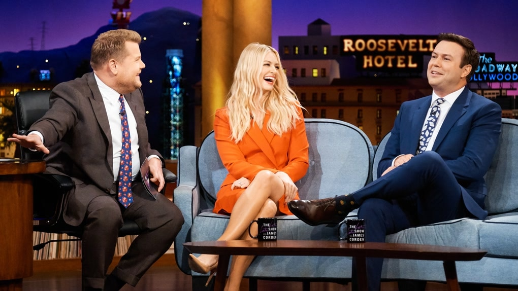 Late Late Show With James Corden  19