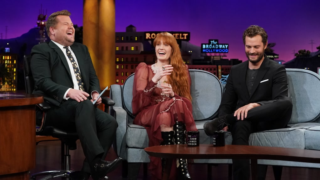 Late Late Show With James Corden  25
