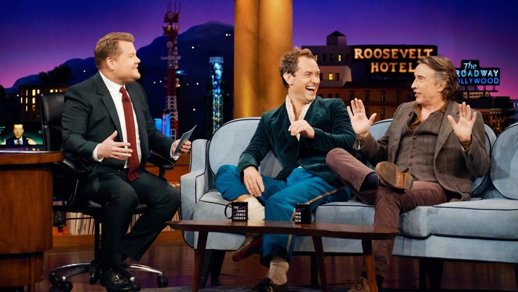 Late Late Show With James Corden  46