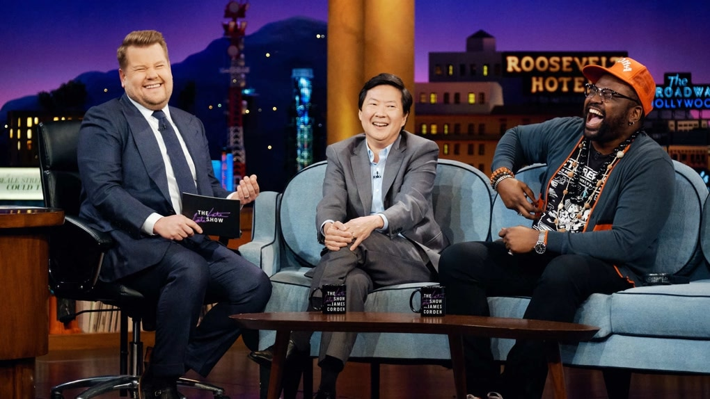 Late Late Show With James Corden  57