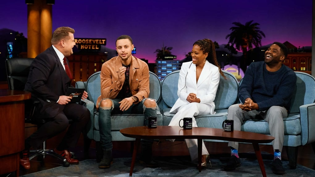 Late Late Show With James Corden  64