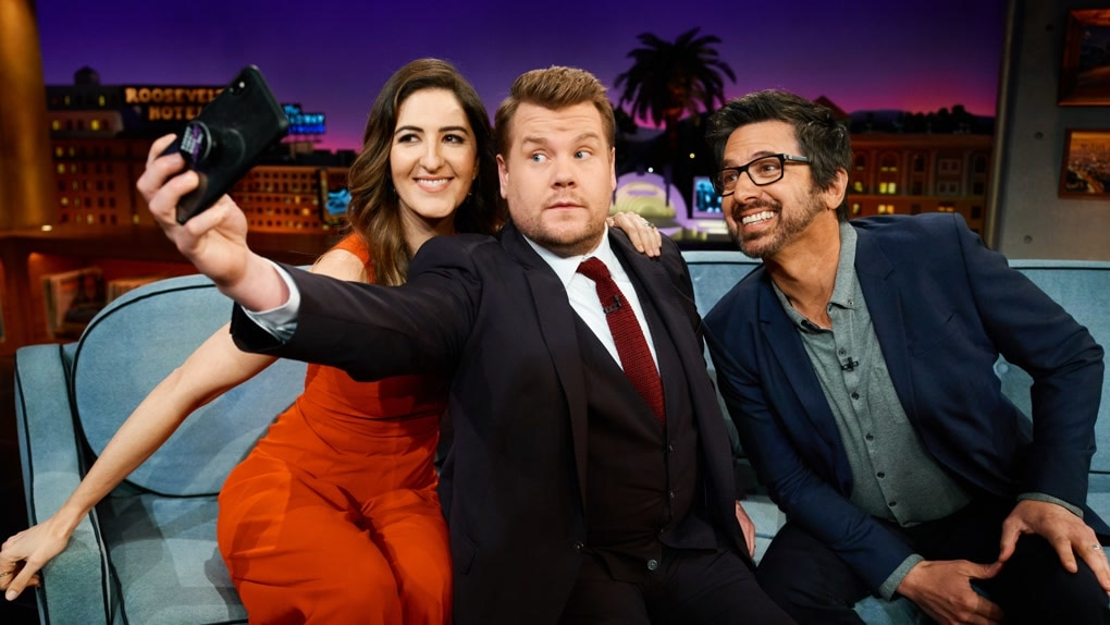 Late Late Show With James Corden  77
