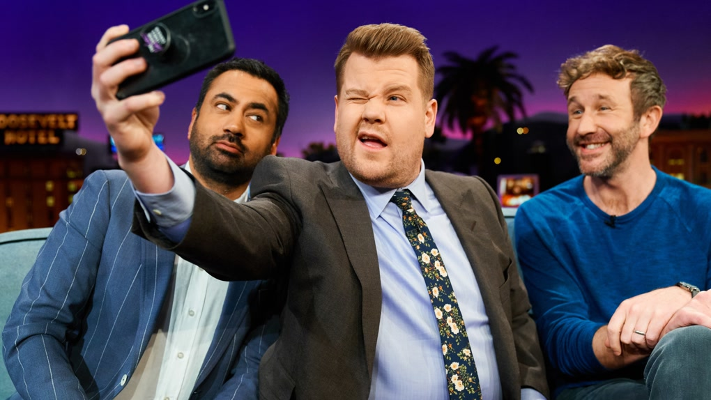 Late Late Show With James Corden  81