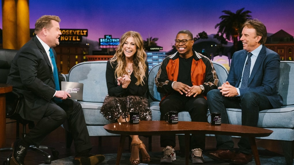 Late Late Show With James Corden  86