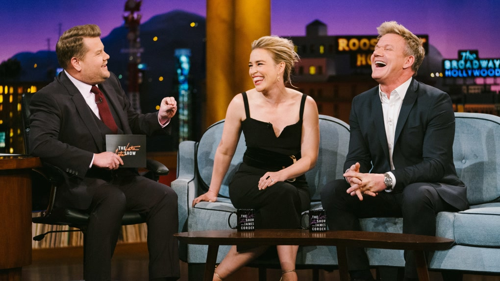 Late Late Show With James Corden  87