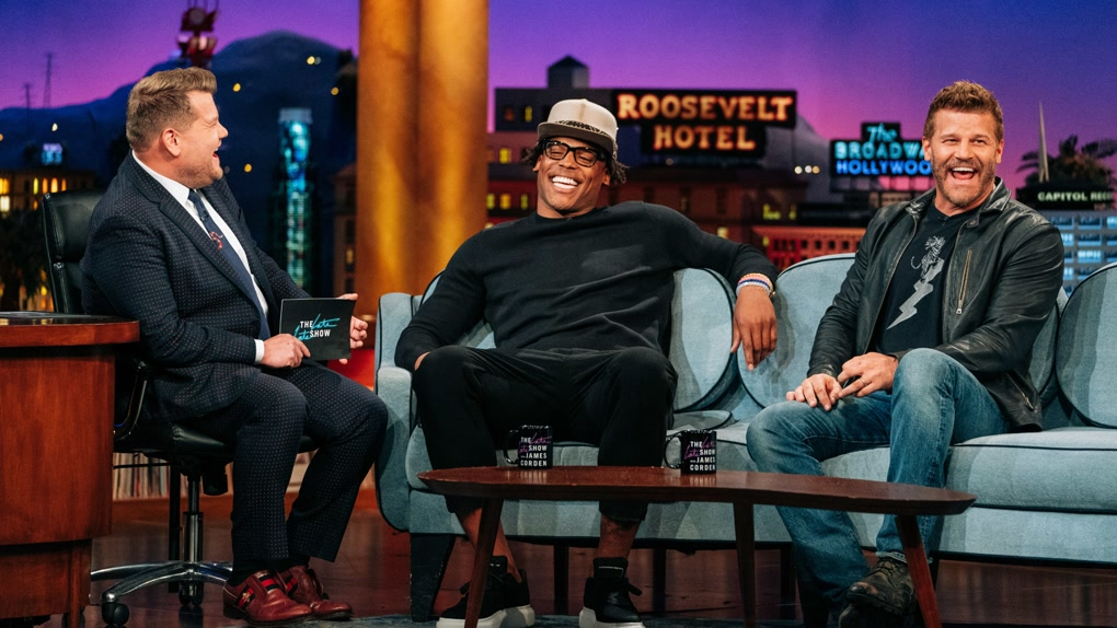 Late Late Show With James Corden  92