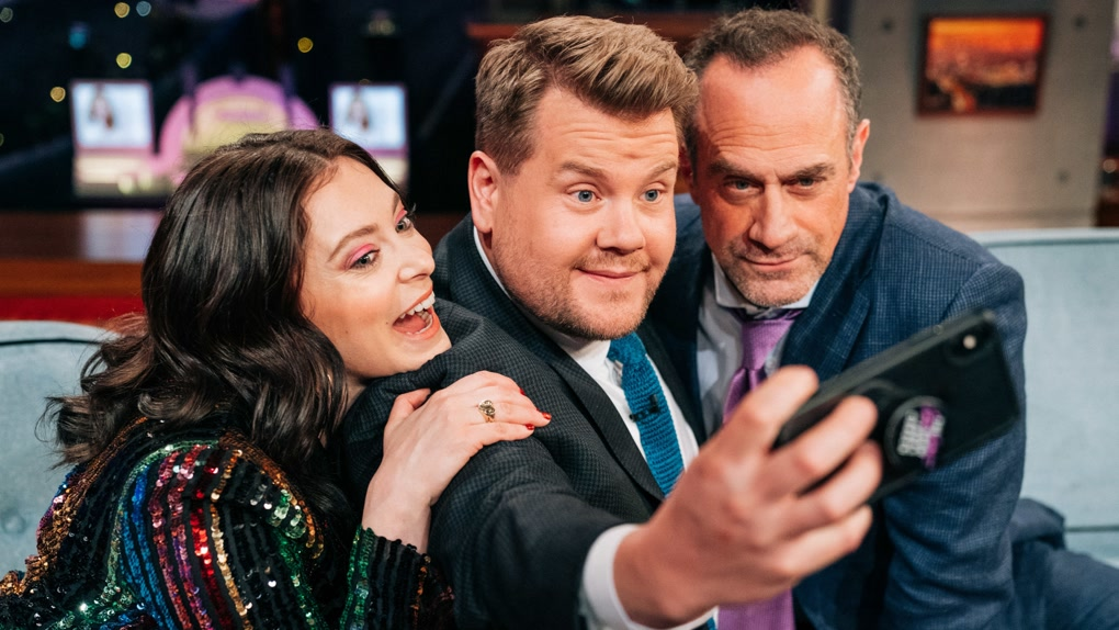 Late Late Show With James Corden  96