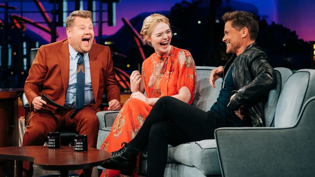 Late Late Show With James Corden 104
