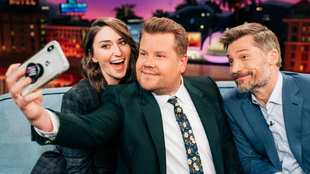 Late Late Show With James Corden 102