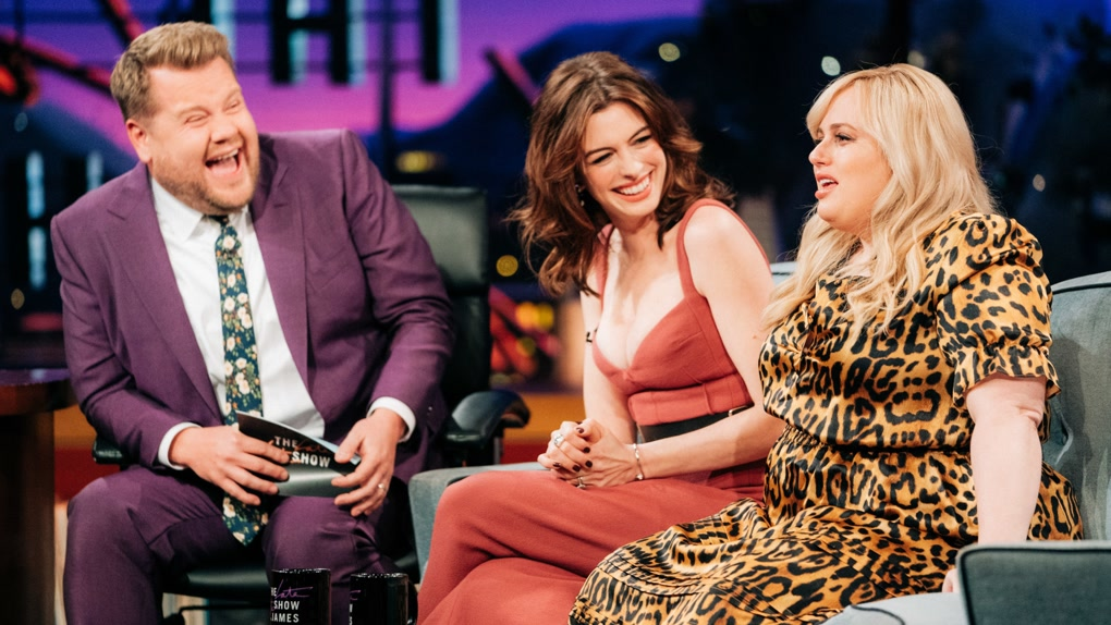 Late Late Show With James Corden 114