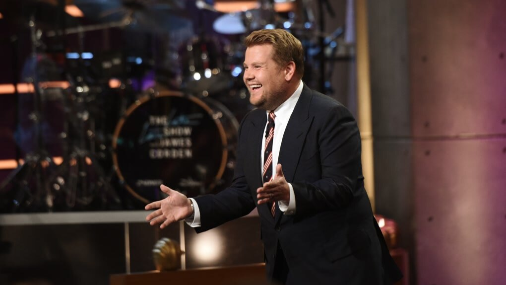 Late Late Show With James Corden 122