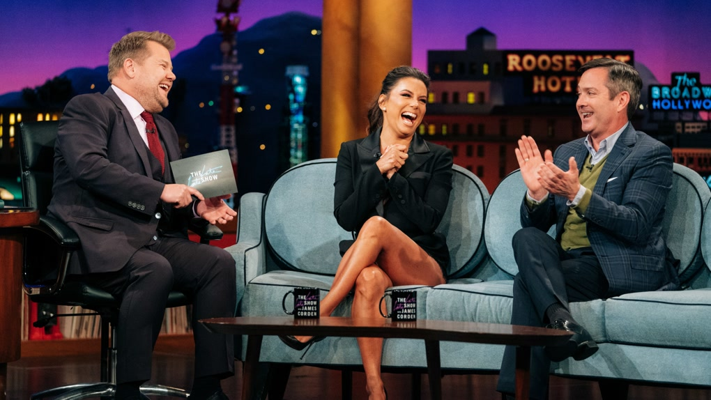 Late Late Show With James Corden 127