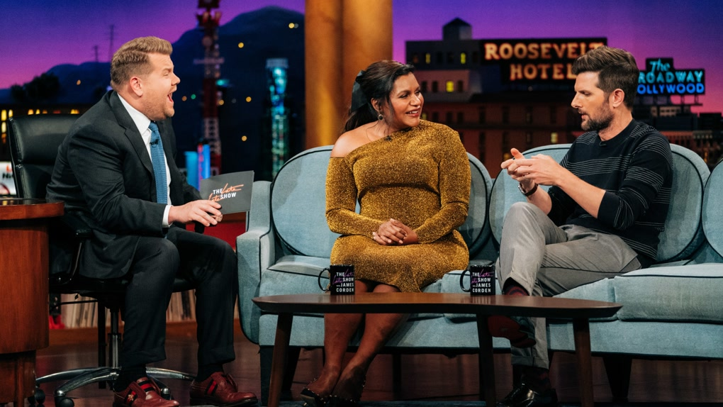 Late Late Show With James Corden 124