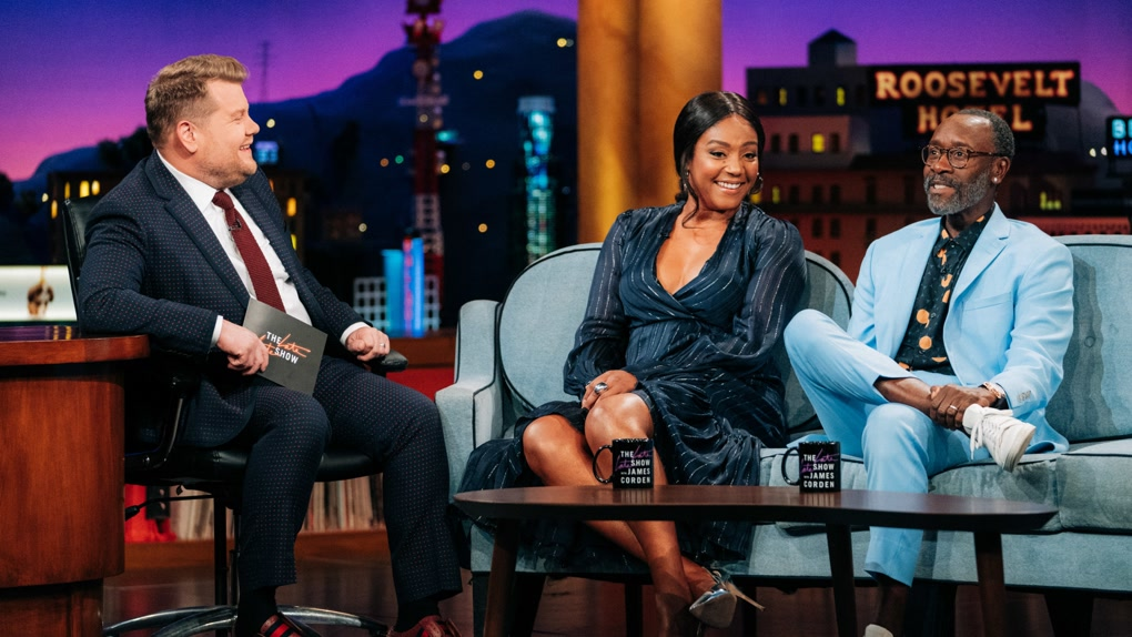 Late Late Show With James Corden 125