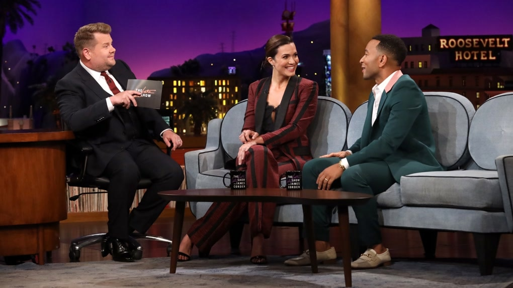 Late Late Show With James Corden 131
