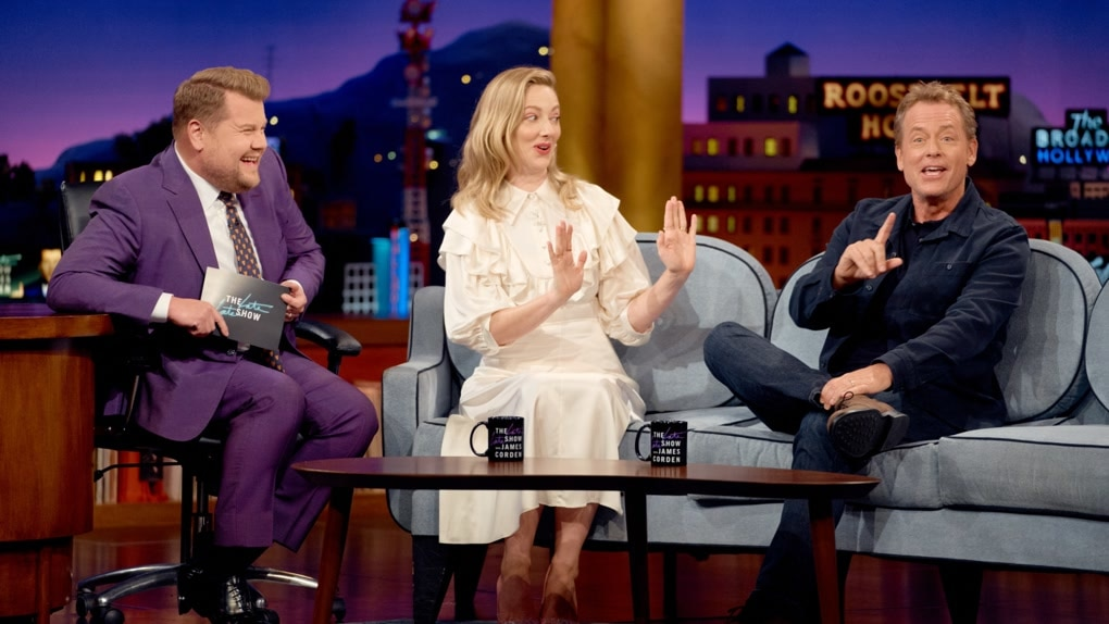 Late Late Show With James Corden 138