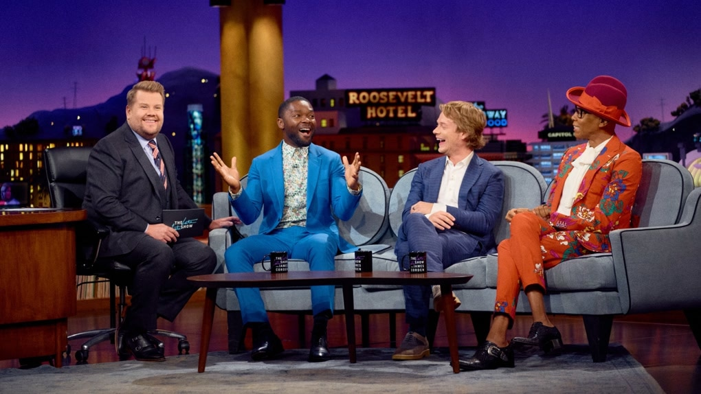 Late Late Show With James Corden 139