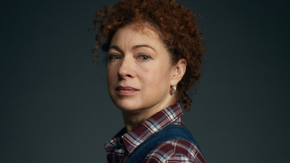 EPISODE 3 - Alex Kingston