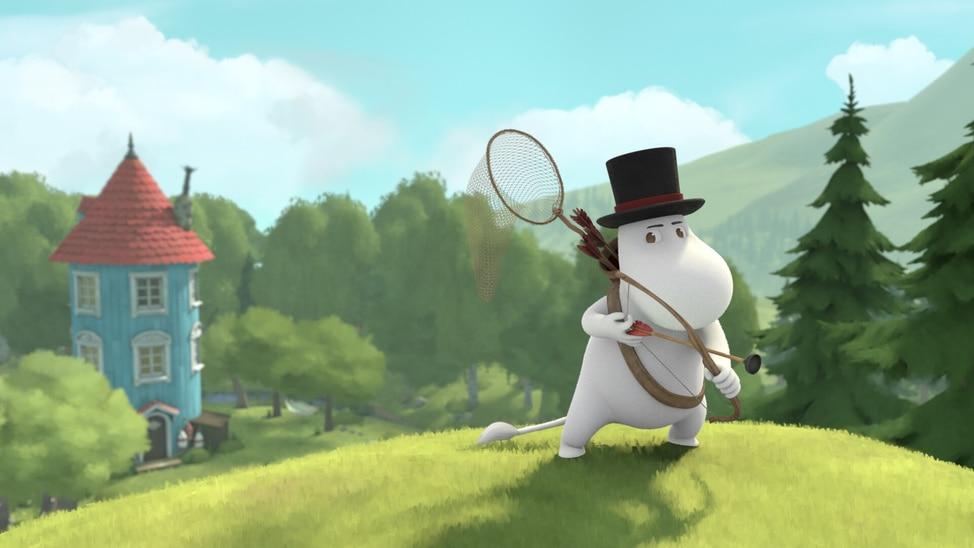 EPISODE 3 - Moominpappa & Son