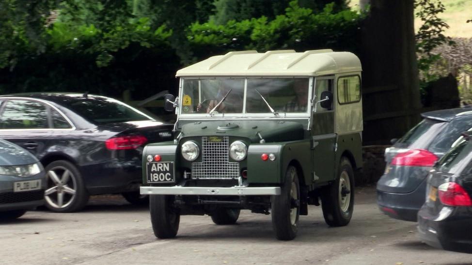 Land Rover Legend