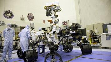 Curiosity: Life Of A Mars...