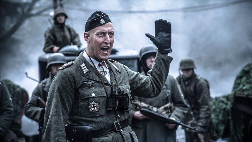 Episode 4 - Nazis Strike Back