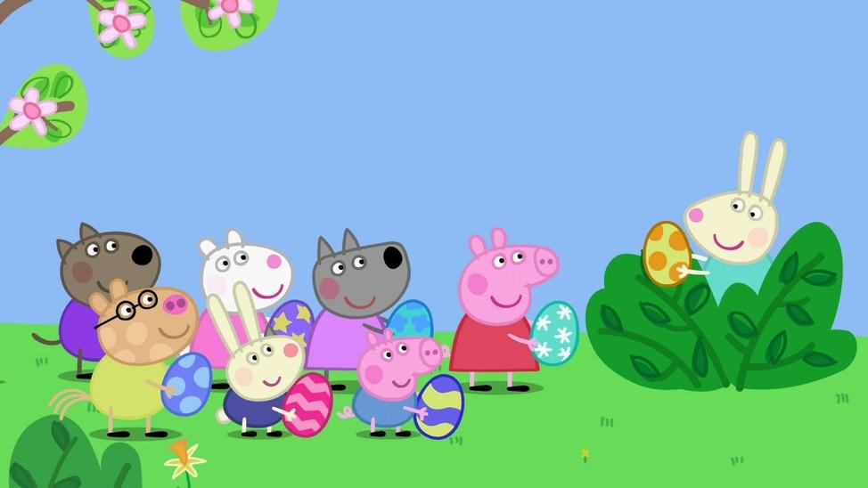 Episode 219 - Easter Bunny