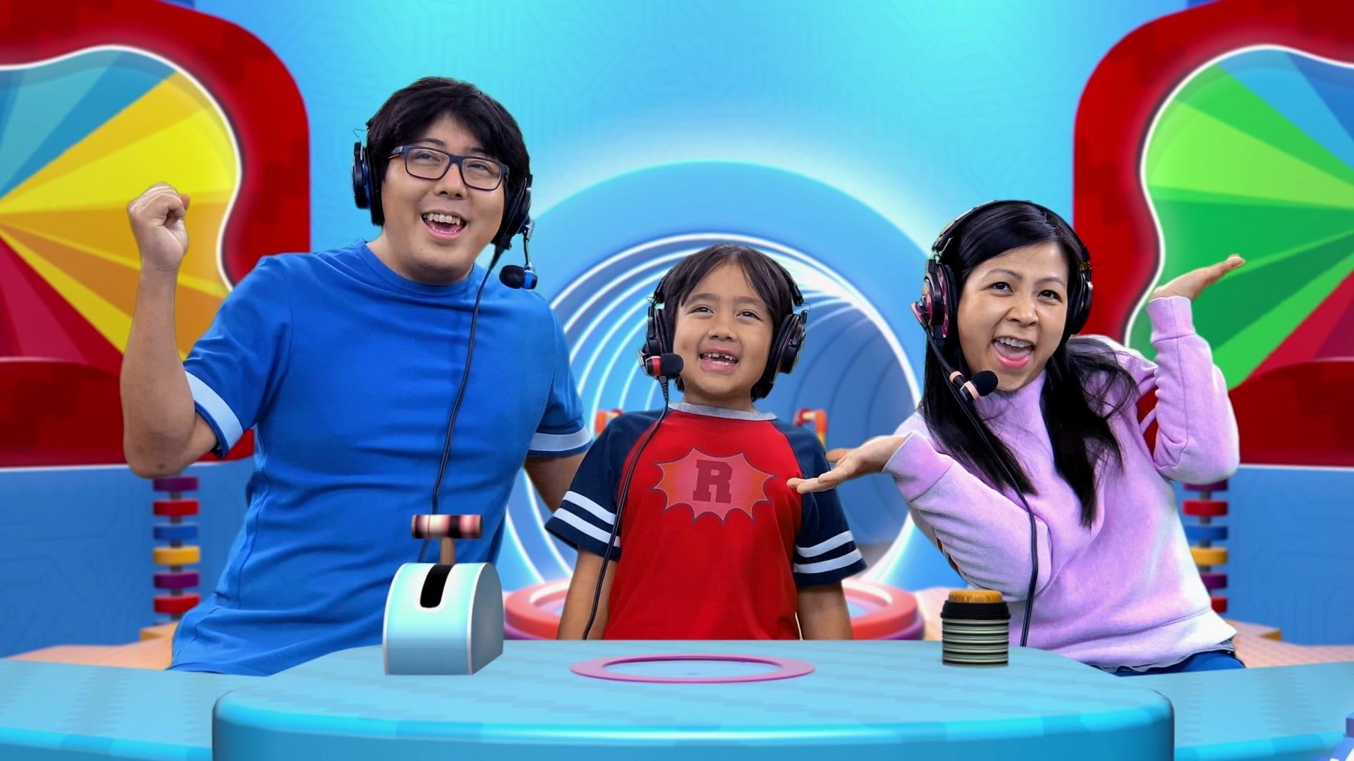 Ryan's Yo-Ho-Ho Playdate / Ryan's Full Swing Playdate