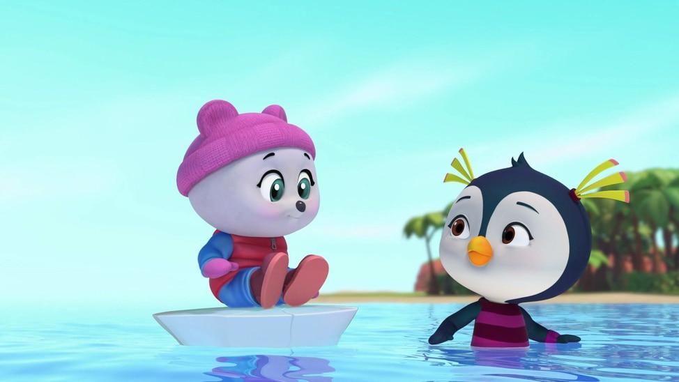 Episode 3 - Penny's Polar Bear Rescue/Shirley Squirrely Flies Away