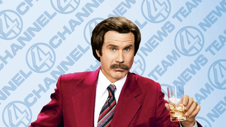 Watch Anchorman: The Legend Of Ron... Online