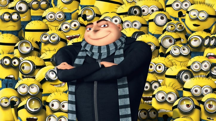 Watch Despicable Me Online