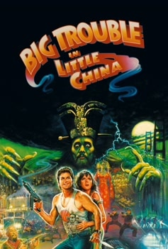 Big Trouble In Little China image