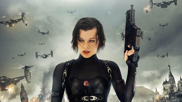 Watch Resident Evil: Retribution Online
