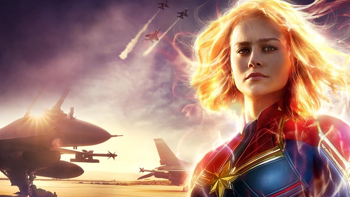 Captain Marvel Stream Free