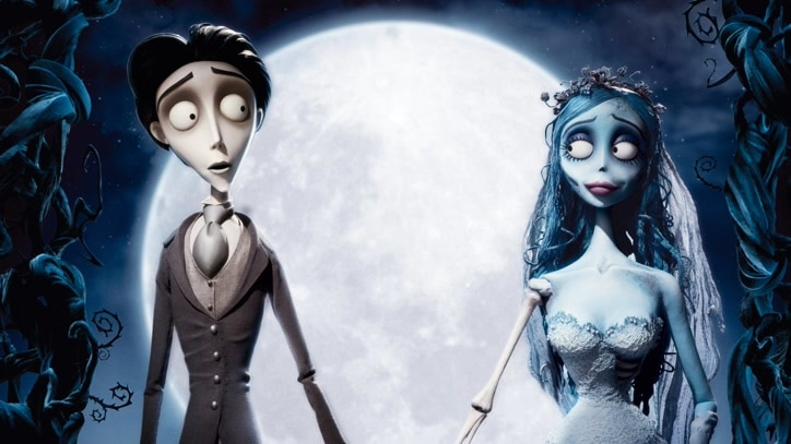 Watch Tim Burton's Corpse Bride Online