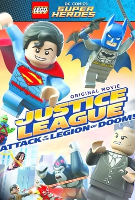 Lego DC Comics Super Heroes....