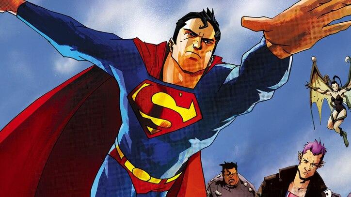 Watch Superman Vs. The Elite Online