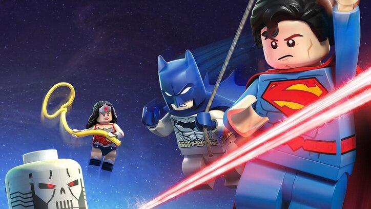 Watch Lego DC Comics Super.... Online