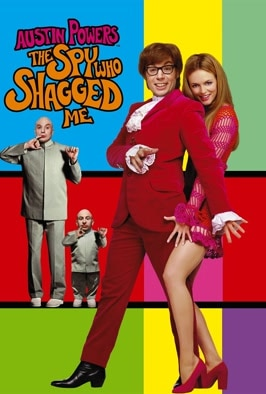 Austin Powers: The Spy Who...