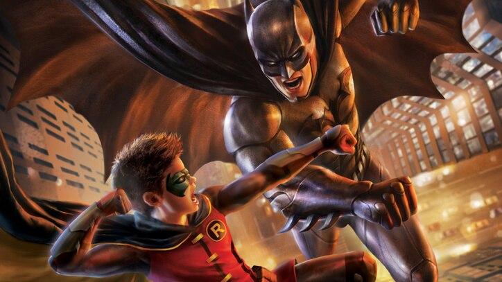 Watch Batman Vs Robin Online