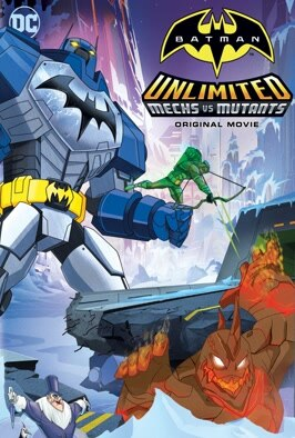 Batman Unlimited: Mechs....