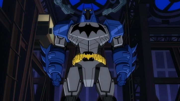 Watch Batman Unlimited: Mechs.... Online