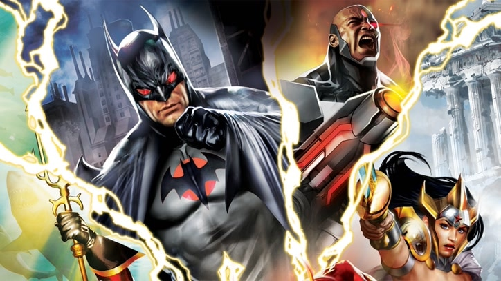 Watch Justice League: The Flashpoint.... Online