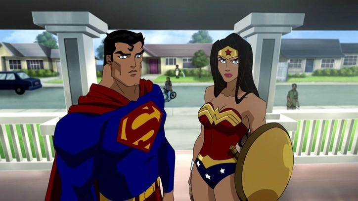 Watch Superman/Batman: Apocalypse Online