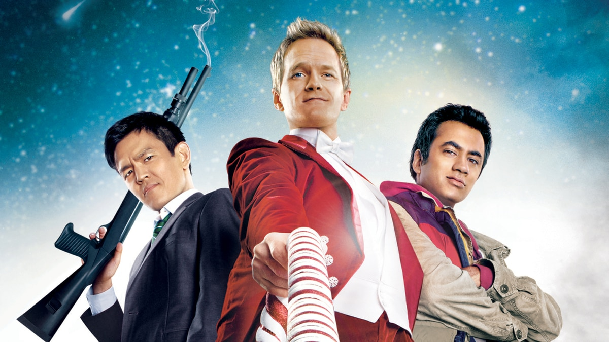 A Very Harold & Kumar Christmas...