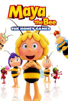 Maya The Bee: The Honey Games image