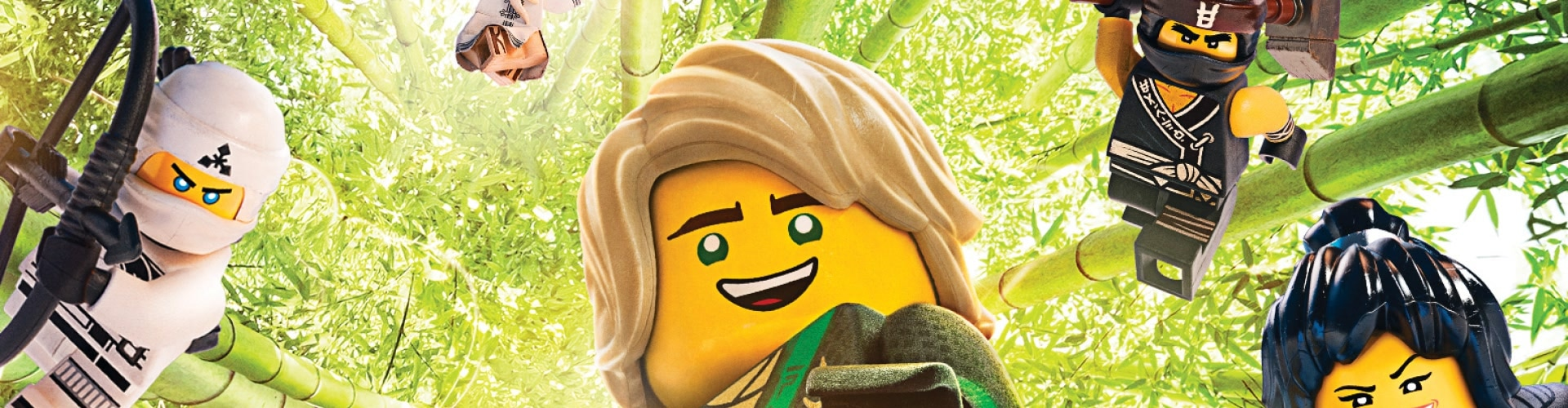 Watch The Lego Ninjago Movie Online