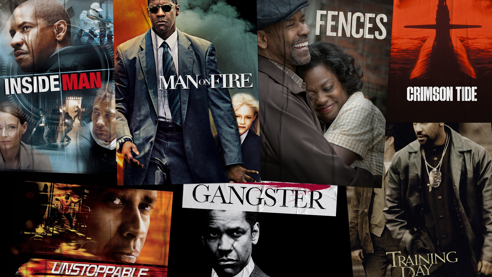 Top Ten: Denzel Washington