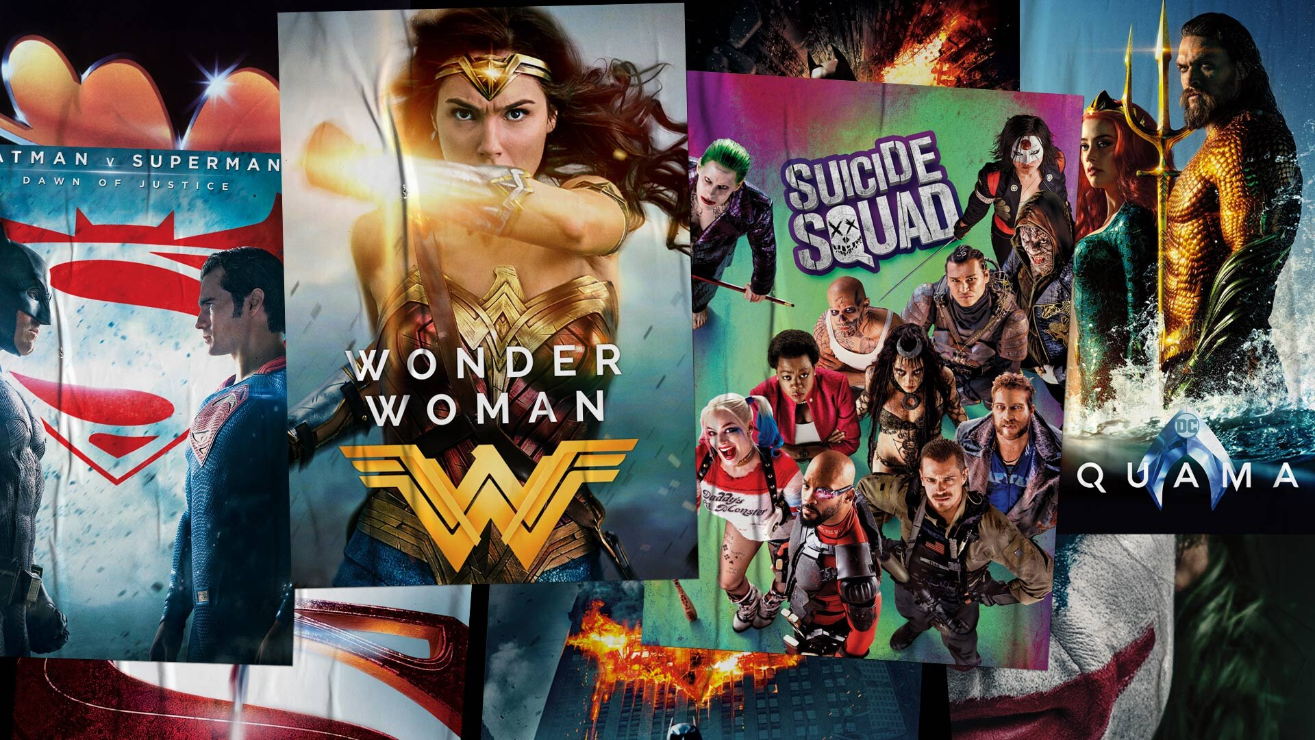 Top Ten: DC Movies